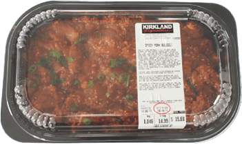 Marinated Spicy Pork Bulgogi (Service deli)