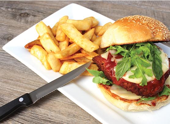 Pork Burgers (Mince Patties)